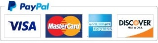 Card & PayPal Acceptance Mark