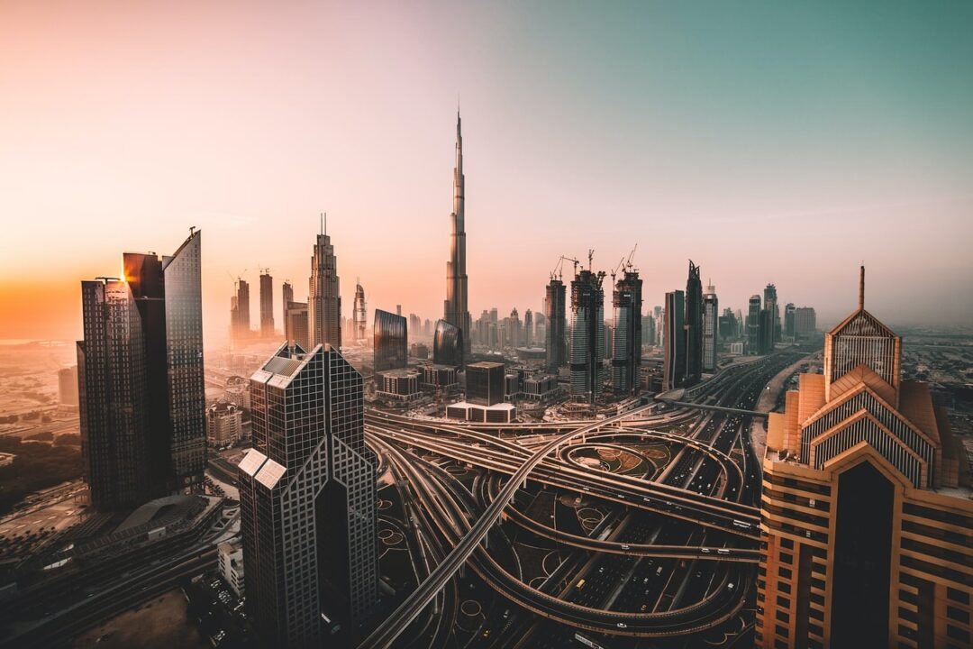 דובאי, איחוד האמירויות הערביות