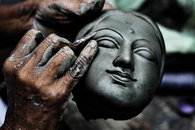 Hindu Mask Ritual - Renewal