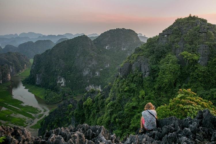 Hang Mua Cave, Ninh Bình, Vietnam